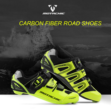 Buy INBIKE Road Cycling Shoes Men 2018 Carbon Fiber Road Bike Shoes Self-Locking Bicycle Shoe Athletic Sneakers Sapatilha Ciclismo for $187.13 in AliExpress store
