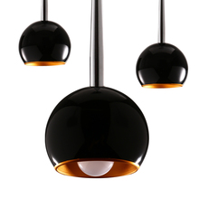 New Arrival Modern Pendant Lights E27 Led Lamp  Fixtures Kitchen Hanging Nordic Lamp Lighting Christmas Iron Ball Pendant Lights