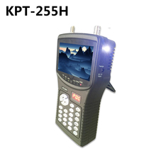 Genuine!!  KPT-255H Super Digital TV Receiver Encoder Modulator Full HD DVB-S2 Sat Finder Watch Free Channels Satellite
