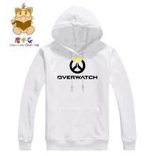 OW hoodies hot game watch over high quality gamer hoodies various colors high quality hoodie AC178