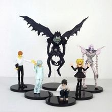 Retail 22CM Anime Death Note Deathnote Ryuuku PVC Action Figure Collection Model Toy Dolls Wholesale