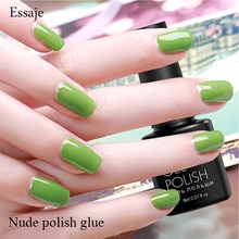 Essaje make up nail art comestic diy soak off gel uv led 8ml nail enamel Venalisa gel varnish lacquer gel polish nail gel(China)
