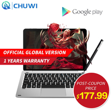 "10.1"" Chuwi Hi10 Pro Air 2 In 1 Tablet PC Metal Tablet Intel Cherry Trail X5-Z8350 Windows 10 & Android 5.1 4G 64G IPS HDMI(China)"