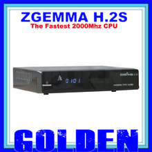3PCS Zgemma STAR H.2S TWO DVB-S2 enigma 2 Linux Operating System HD satellite receiver Support TF card free shipping DVB S2