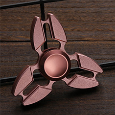 Alloy Rainbow Fidget Low Color Spinner Rotation Fine Lasting Craft rrq4vwxdE