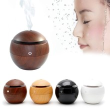 S-home New LED Ultrasonic Aroma Humidifier USB Aromatherapy Purifier Oil Essential Diffuser MAR8