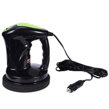 Professional Auto Polishing Mini Home Floor Car Detailer Waxing Black Machine Car 12v Seal(China)