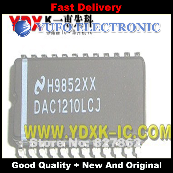 Free Shipping 1PCS DAC1210LCJ-1 [memory IC microcontroller IC] DAC1210LCJ  (YF1019) [Remark for your need]<br>