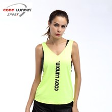Buy 2017 Codylundin Summer Sexy Women Tank Tops Female Dry Quick Loose Fitness Vest Singlet Exercise Women's Workout T-Shirts for $8.68 in AliExpress store