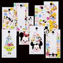 Top Sale! Soft Silicon Painting Cartoon Animal Phone Cases Cover For Hongmi Note Red Rice Redmi Note Case Shell AL-M HGK QGC GW(China)