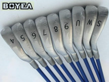 Brand New Boyea G30 Iron Set Golf Iron Set G30 Golf Clubs 4-9SUW Regular/Stiff-Flex Graphite Shaft With Head Cover