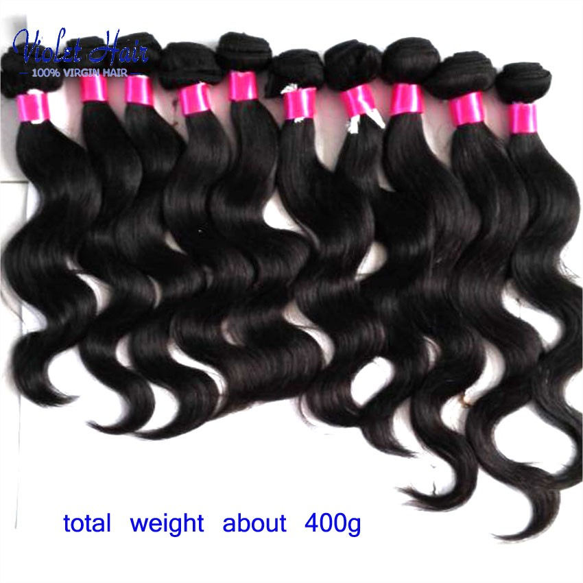 Brazilian Virgin Hair With Top free Closure 10 Bundle Star Style Hair Brazilian Virgin Hair Body Wave Brazilian Hair Bundles Ula<br><br>Aliexpress