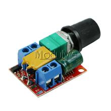 Mini DC 3V-35V 5A Motor PWM Speed Controller Speed Control Switch LED Dimmer