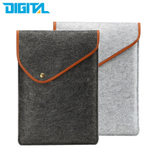 "Soft Sleeve Bag Case Notebook Cover for 11"" 13"" 15"" iPad mini iPad Air iPad Pro Ultrabook Laptop Anti-scratch Shockproof"