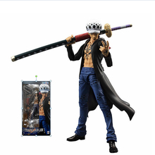 2016 New MegaHouse Anime Variable Action Heroes One Piece FIGURES Trafalgar Law PVC Action Figure Collectible Model Toy