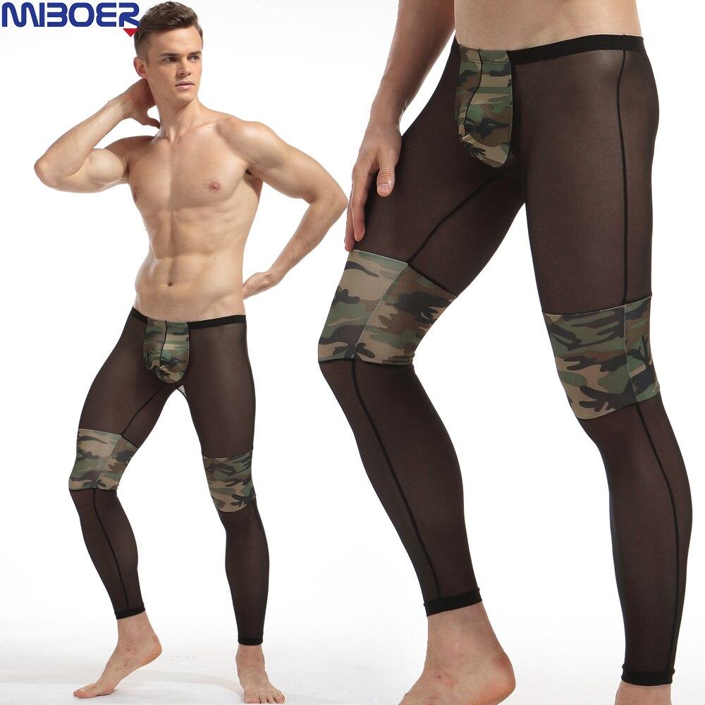 Прозрачные обтягивающие брюки фото 613-177