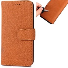 K'try Lichi Skin Leather Phone Case For Motorola Cover Cases Holster Bag For Moto (Z Force)(G4 Play) G5 (G5 Plus) Cover For Moto