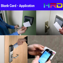 hot sales!!! 50pcs/lot compatible mf classic 1k s50 chip blank door entry electronic door lock key card hotel key card