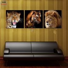 nordic decoration wall pictures for living room posters Oil Painting Decorative Pictures 3 picture Print In Canvas