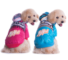 Best Pet Dog Clothes Jacket Coat for Spring Autumn Winter Waterproof Super Warm Clothing XS-XXL Dog Product