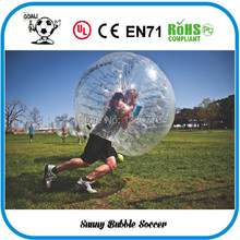 New Arrival,1.5m Quality Material With Fast Delivery Zorb Ball For Sale ,Soccer Ball Suit For Fun, Buy More, Get Good Discount