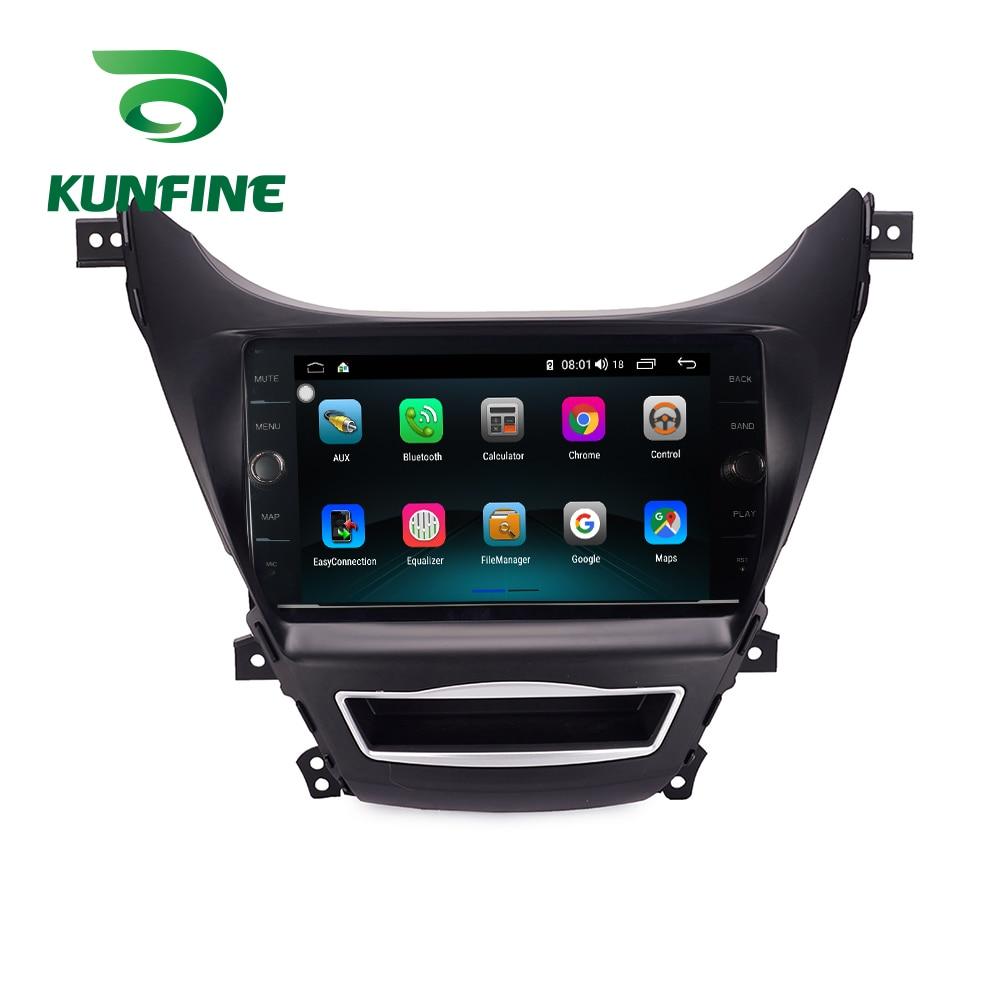 Android Car DVD GPS Navigation Multimedia Player Car Stereo For Hyundai Elantra 2012 Radio Head unit (74)