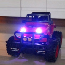1:16 RC Car Super Big Remote Control Car Road Vehicle SUV Jeep off-road Vehicle 1/16 Radio Control Car Electric Toy Dirt Bike(China)