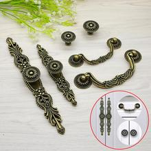 6 styles for choice Vintage Handle with screw Perfect for drawer, cabinet, cupboard, door etc(China)