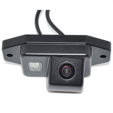 HD CCD Car rear view camera backup camera for 2002-2009 Toyota Land Cruiser 120 Series Toyota Prado 2700 4000(China)