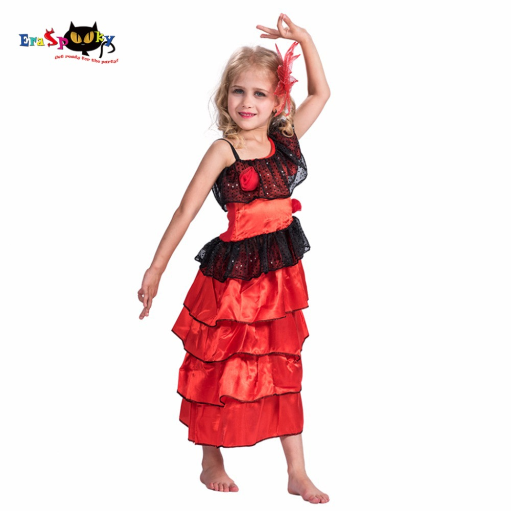 Buy Spain Costumes For Kids And Get Free Shipping On Aliexpresscom
