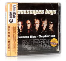 Free Shipping: Backstreet Boys: Featured Greatest Hits + Lyrics of this  CD seal