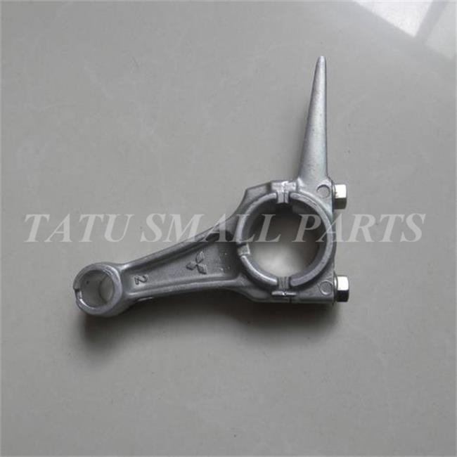 GENUINE CON-ROD FOR MITSUBISHI GM132 GT400  4HP ENGINE MOTOR FREE SHIPPING  CON ROD CONROD ASSEMBLY 2  WATER PUMP SUBARU PARTS<br>
