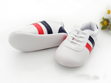 2017 New Shoes Baby European And American Slip Shoes Baby Shoes Toddler Shoes Soft Bottom First Walkers(China)