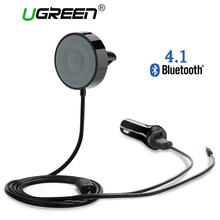 Ugreen USB Bluetooth Receiver Car Kit Adapter  4.1 Wireless Speaker Audio Cable Free for USB car charger for iPhone Handsfree