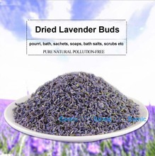 Dried Lavender Buds - Used In Pot Pourri, Bath, Sachets, Soaps, Bath Salts, Scrubs, Tea