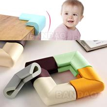 Children Corner Baby Table Corner Rubber Infant Furniture Table Collision Angle Protective Thicken Securite Enfant