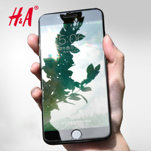 H&A 0.27mm Tempered Glass For iphone 7 7 plus 6 6s 5 5s SE 4 4S Screen Protector Film For iphone 6 6s 6 plus Tempered Glass