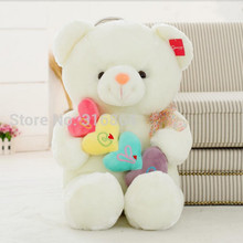 85cm Colorful Bear Plush Toy Teddy Bear Soft Stuffed Toy Teddy Bear Soft Doll Factory Supply