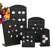 Factory Sale Plastic Earrings Display Stand or Convenient Jewelry Holder Show Case Tool Rack Organizer