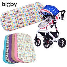 Baby Stroller Car Seat Infant Stroller Seat Cushion Baby Kids Pushchair Parm Pad Child Carriage Car Umbrella Cart Seat Mattress
