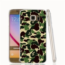 22552 Army Military Camouflage cell phone case cover for Samsung Galaxy A3 A5 A7 A8 A9 2016 2015 BQ M5.O