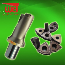 U-drill 2D Depth  Rapid speed Drill  For Drilling insert of  WCMX040208/WCMX 050308/WCMX06T308 <br>