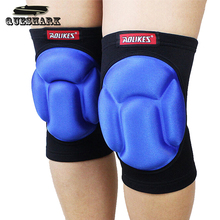 Basketball Kneepads Protector Sports Knee Pads Dance Cycling Kneecap Kneelet Thickened Anti-collision Sponge Knee Brace Support