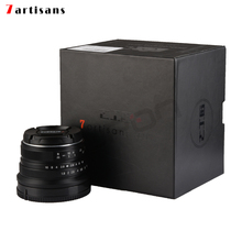 Buy 7artisans 25mm / F1.8 Prime Lens Single Series Sony E Mount /Canon EOS-M Mount/Fuji FX Mount /M43 Panasonic Olympus for $65.62 in AliExpress store