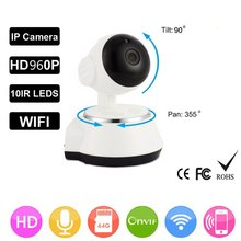 HD 960P Wireless Security IP Camera WifiI Wi-fi Camera R-Cut Night Vision Audio Recording Surveillance Network Baby Monitor(China)