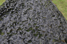 1.5M X 2M Black Hunting Camping Military Camouflage net, Hide Camouflage Netting ,outdoor shooting Oxford Fabric Camo Camping