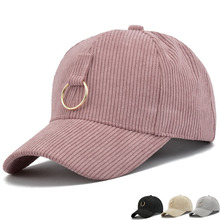 New Summer Snapback Cap Women Fashion Brand Bone Hip Hop Caps Men Casquette Corduroy Hats Black Pink Baseball Cap Wholesale