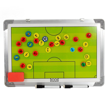 SANKEXING Dropshipping 1*Soccer Football Strategy Board Board Coaching Match Training Board Kit Outdoor Sport Free shipping!(China)