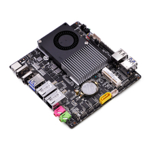 4*COM Celeron 3215U Industrial Motherboard , LVDS ,Support Win OS/Linux  X86 DC 12V, 15W, USB3.0 ,POS,Office