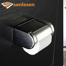 Free Shipping Factory Direct Sale Bathroom Accessories Toilet Paper Holder Bright Chrome